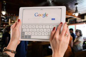 Salir de Google