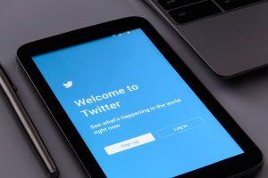 Borrar datos de Twitter