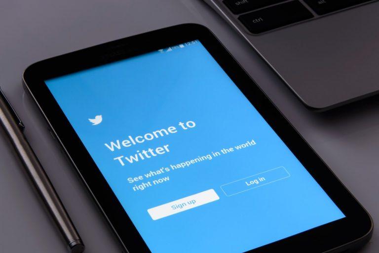 Cómo borrar datos de Twitter