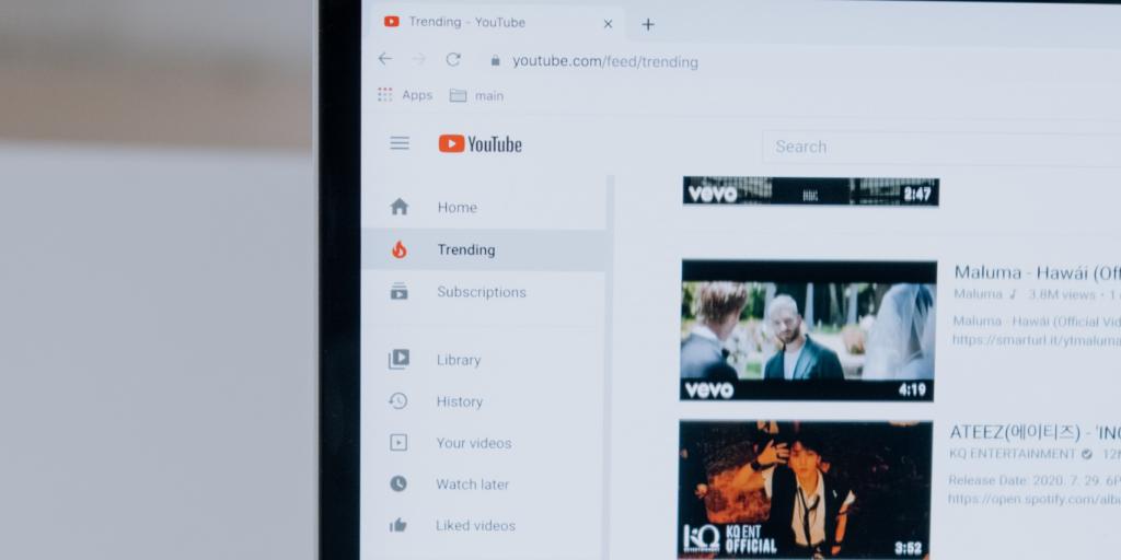 Eliminar tu cuenta de Youtube